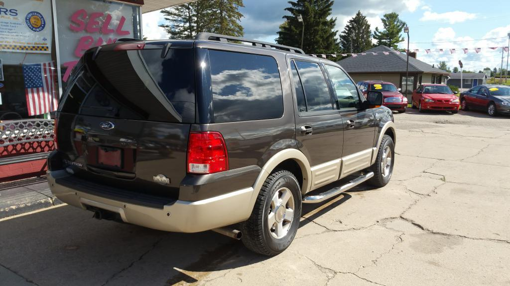 2006 Ford Expedition King Ranch 4dr SUV 4WD - Clare MI