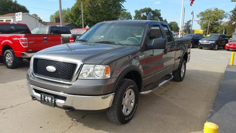 2008 Ford F-150 for sale in Clare, MI