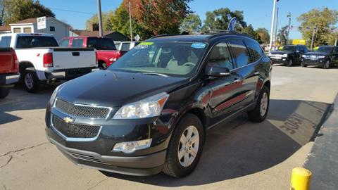 2012 Chevrolet Traverse for sale in Clare, MI