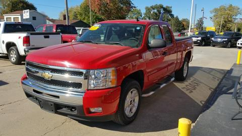 2009 Chevrolet Silverado 1500 for sale in Clare, MI