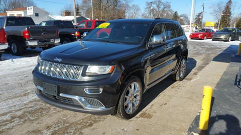 2014 Jeep Grand Cherokee for sale in Clare, MI