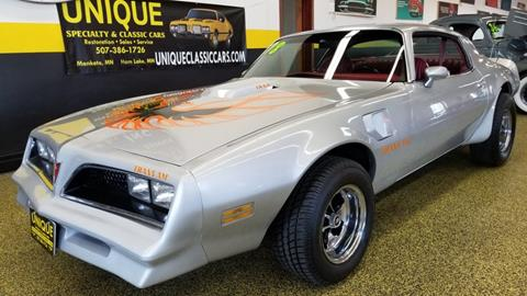 1978 Pontiac Firebird for sale in Mankato, MN