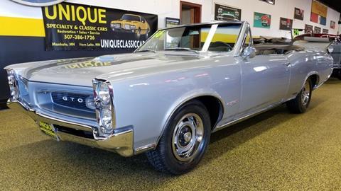 1966 Pontiac GTO for sale in Mankato, MN