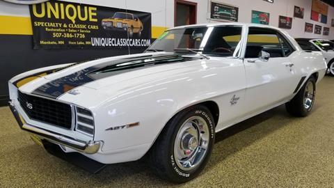 1969 Chevrolet Camaro For Sale Carsforsale