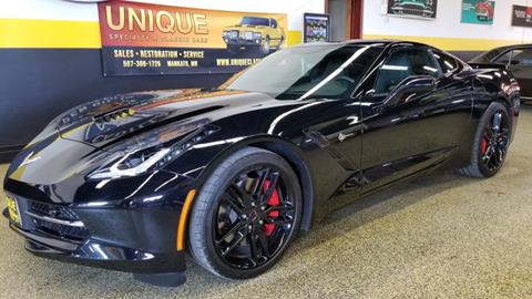 2016 Chevrolet Corvette for sale in Mankato, MN