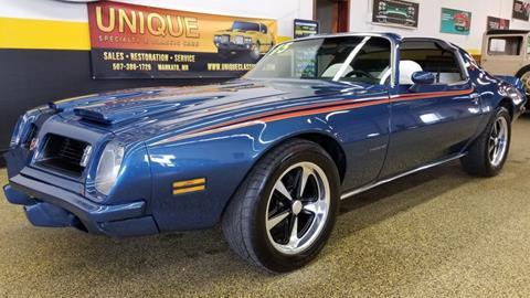 1975 Pontiac Firebird for sale in Mankato, MN