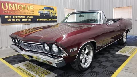1968 Chevrolet Chevelle for sale in Mankato, MN