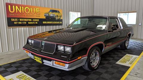1983 Oldsmobile Cutlass Calais for sale in Mankato, MN