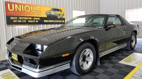 1984 Chevrolet Camaro for sale in Mankato, MN