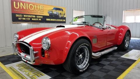Unique Specialty Classics Used Cars Mankato Mn Dealer