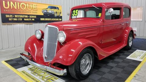 1935 Chevrolet Master Deluxe for sale in Mankato, MN
