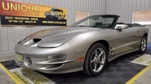 2002 Pontiac Firebird for sale in Mankato, MN