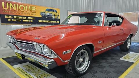 1968 Chevrolet Chevelle for sale in Mankato, MN