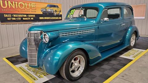 1938 Chevrolet Master Deluxe for sale in Mankato, MN
