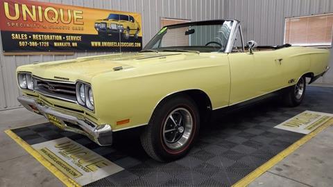 1969 Plymouth GTX for sale in Mankato, MN