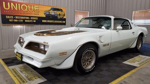 1978 Pontiac Trans Am for sale in Mankato, MN