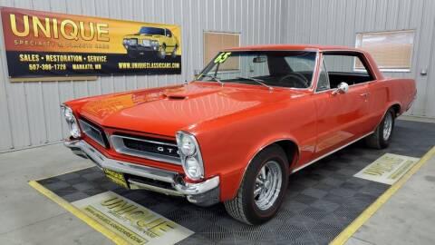 Classic Cars For Sale Mn >> 1965 Pontiac Gto For Sale In Mankato Mn
