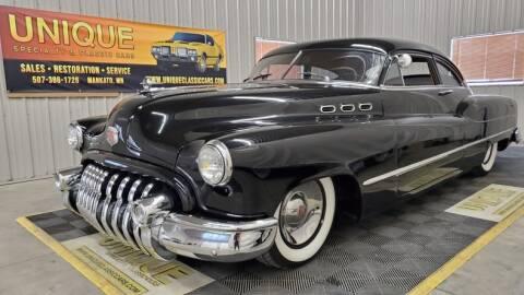 1950 Buick Special for sale at UNIQUE SPECIALTY & CLASSICS in Mankato MN