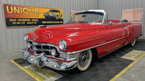 1950 Cadillac Series 62 for sale at UNIQUE SPECIALTY & CLASSICS in Mankato MN