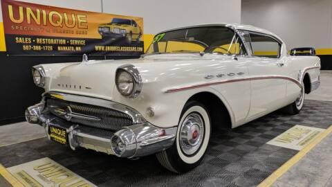 1957 Buick Super for sale at UNIQUE SPECIALTY & CLASSICS in Mankato MN