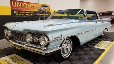 1959 Oldsmobile Eighty-Eight for sale at UNIQUE SPECIALTY & CLASSICS in Mankato MN