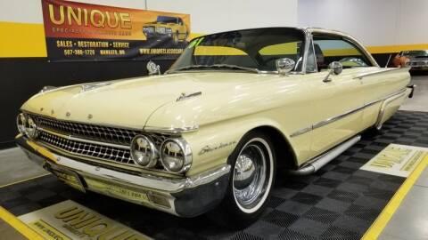1961 Ford Galaxie for sale at UNIQUE SPECIALTY & CLASSICS in Mankato MN