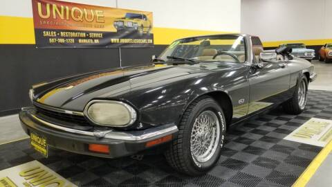1992 Jaguar XJ-Series for sale at UNIQUE SPECIALTY & CLASSICS in Mankato MN