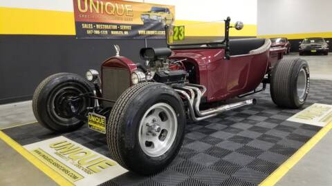 1923 Ford Model T for sale at UNIQUE SPECIALTY & CLASSICS in Mankato MN