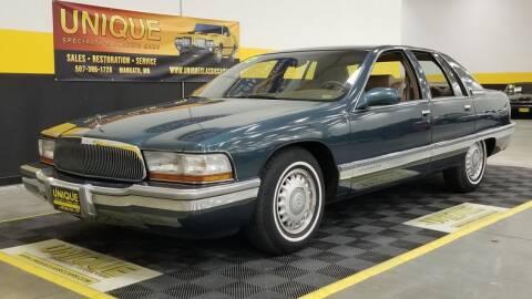 1995 Buick Roadmaster for sale at UNIQUE SPECIALTY & CLASSICS in Mankato MN