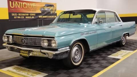 1963 Buick Electra for sale at UNIQUE SPECIALTY & CLASSICS in Mankato MN
