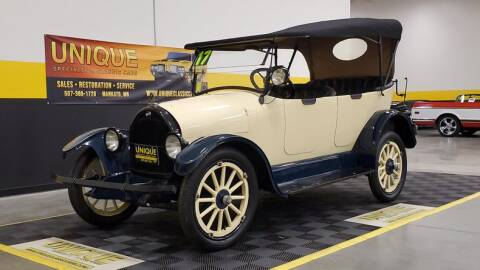 1917 Willys Overland for sale at UNIQUE SPECIALTY & CLASSICS in Mankato MN
