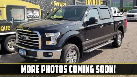 2017 Ford F-150 for sale at UNIQUE SPECIALTY & CLASSICS in Mankato MN