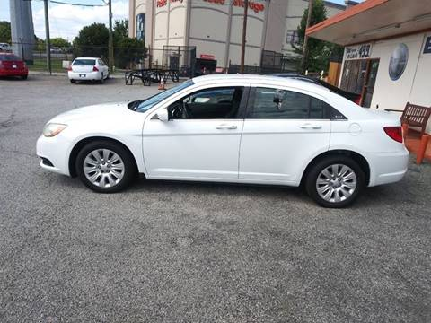 2014 Chrysler 200 for sale in Atlanta, GA