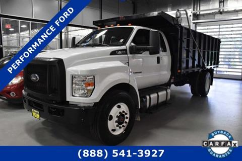 2017 Ford F-650 Super Duty for sale in Randolph, NJ