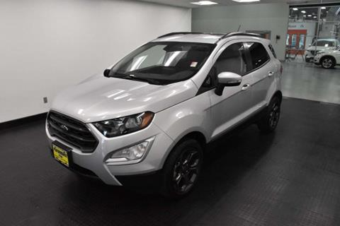 2018 Ford EcoSport for sale in Randolph, NJ