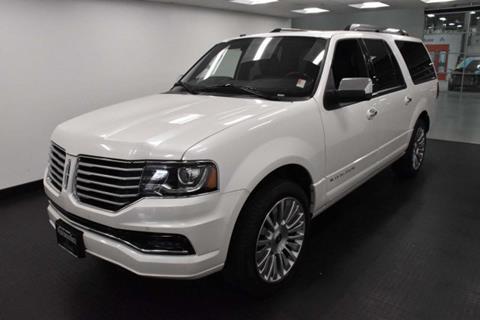 2017 Lincoln Navigator L for sale in Randolph, NJ