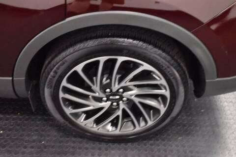 2019 Lincoln Nautilus