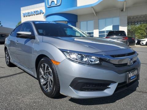 2017 Honda Civic for sale in Morganton, NC