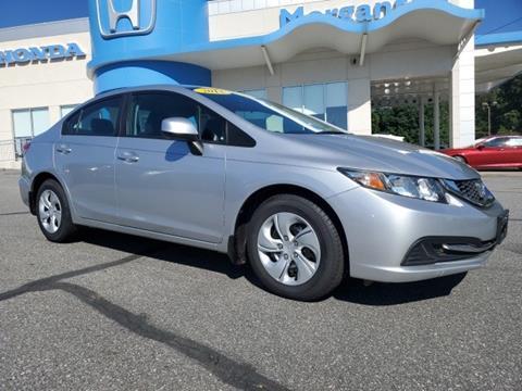 2013 Honda Civic for sale in Morganton, NC