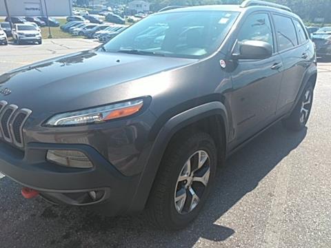 2015 Jeep Cherokee for sale in Morganton, NC