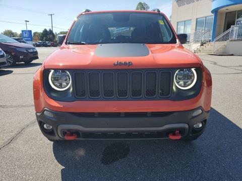 2019 Jeep Renegade for sale in Morganton, NC