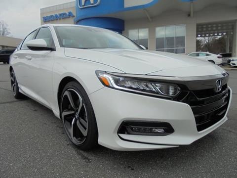 2019 Honda Accord for sale in Morganton, NC