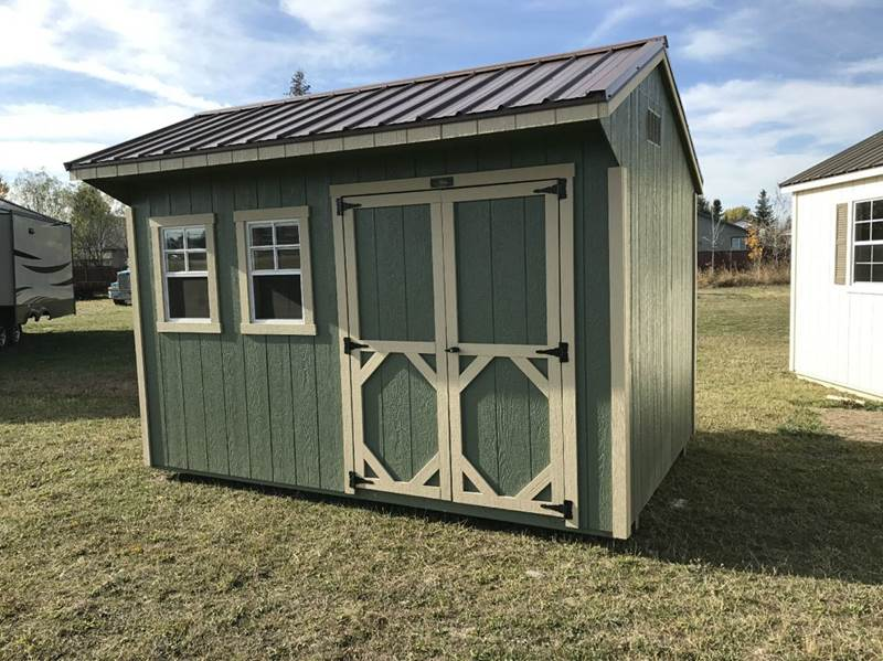 Loan Payment Estimator & 2018 Montana Shed Center -Storage Your Way- In Hayden ID - Pool Auto ...