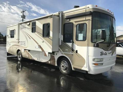 2004 National RV Tropi-Cal T350 for sale at Pool Auto Sales in Hayden ID