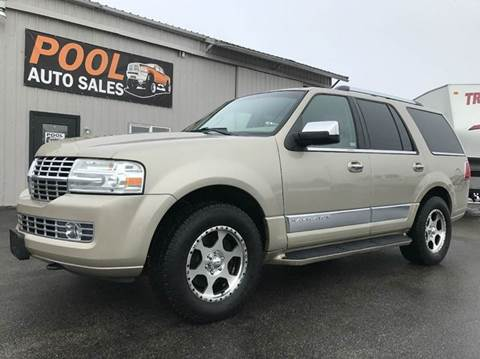 2008 Lincoln Navigator for sale at Pool Auto Sales in Hayden ID