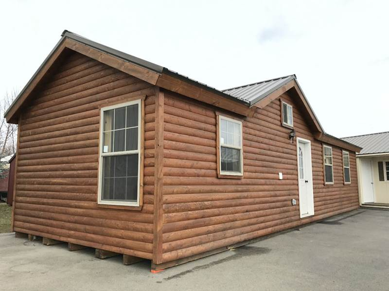 2021 Montan Shed Center Cabins - Tiny Home for sale at Pool Auto Sales in Hayden ID