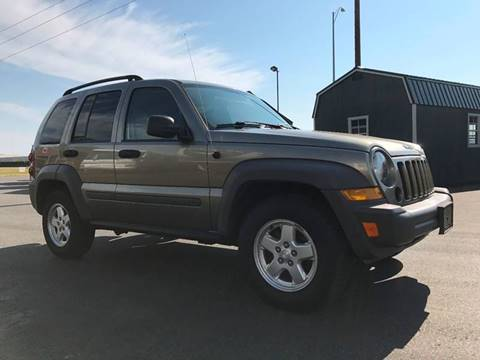 2006 Jeep Liberty for sale in Hayden, ID