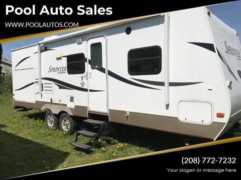 2012 Keystone Sprinter 266RBS for sale in Hayden, ID