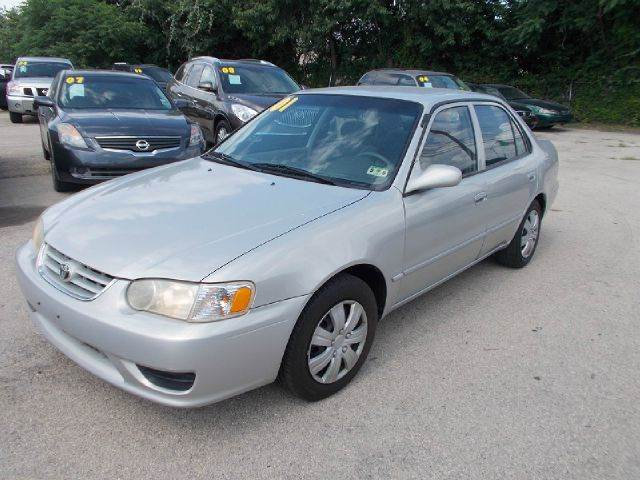 Marvelous 2001 Toyota Corolla S 4dr Sedan   Dallas TX