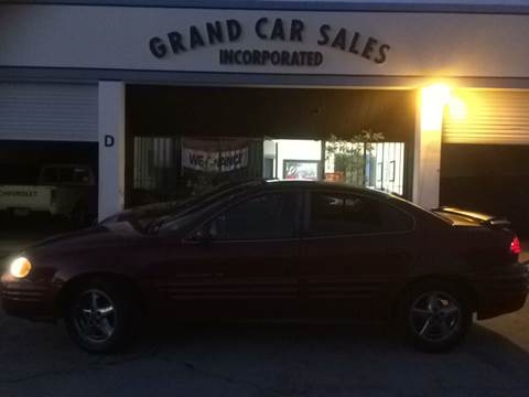 2002 Pontiac Grand Am for sale in Santa Ana, CA